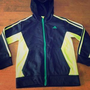 *☃️ 4 for $20 flash sale*  Adidas zip up hoodie